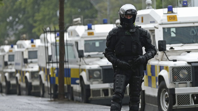 Republican dissidents developing anti-tank weapons, Northern Ireland officials claim