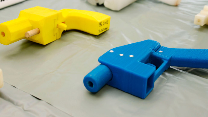 Lawmakers mull ban on plastic guns after TSA failure to detect real firearms