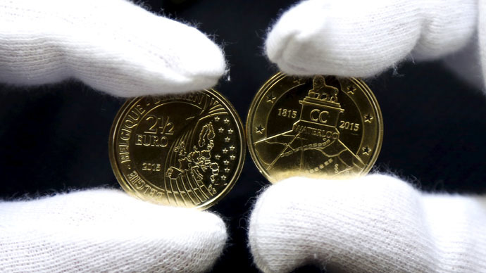 Waterloo wonga: Belgium overrules France's objections to mint coins featuring Napoleon's defeat