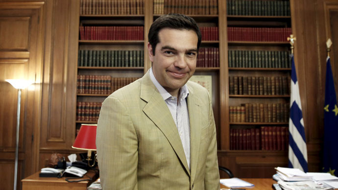 ​Greek failure would mean eurozone end – Tsipras