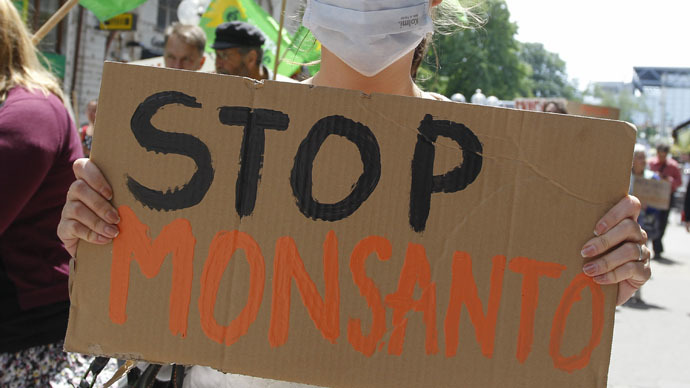 ​Monsanto plans 'corporate inversion' move to UK, wooed by Osborne's low taxes