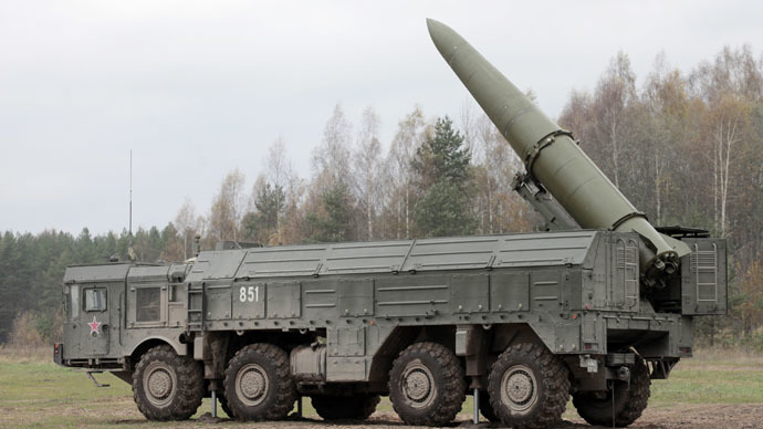 US accuses Russia of missile violations to cover Europe deployment plans – Moscow