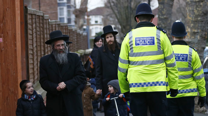 ​London Jews, anti-fascists to counter anti-Semitic neo-Nazi march