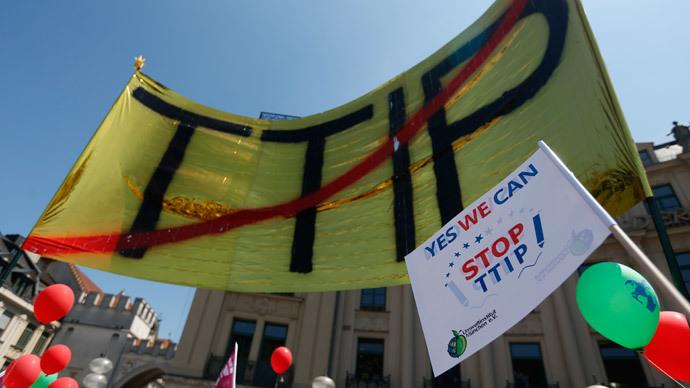 Major TTIP vote at European Parliament postponed due to 'political divisions'