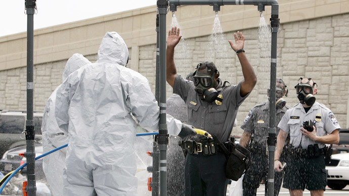 Pentagon: We sent live anthrax to UK lab