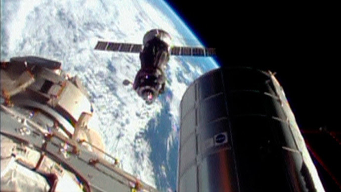 ​ISS shifts due to abnormal engine start – Roscosmos