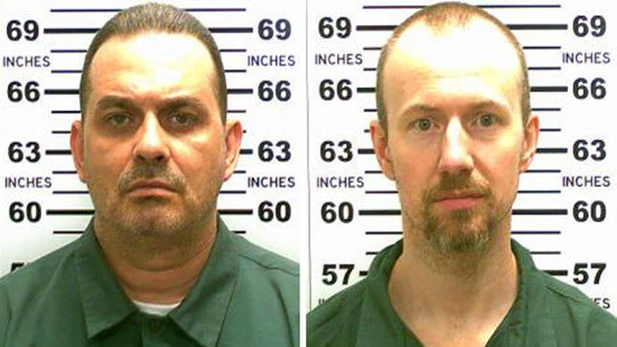 NY state police struggle to find escaped murderers despite 'credible tip'