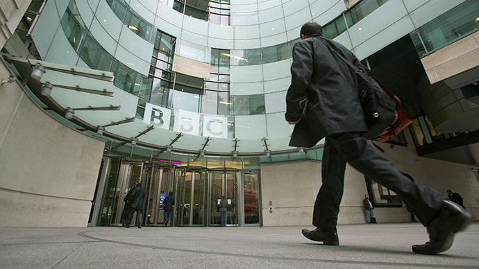 ​Man attempts self-immolation outside BBC Broadcasting House
