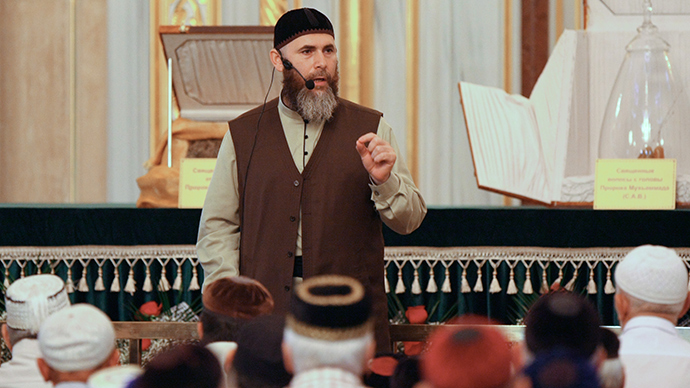 Chief Chechen mufti condemns Islamic State as enemies of religion