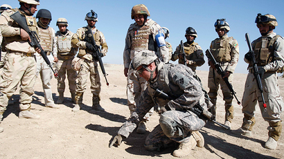 US to build new Iraqi base to train anti-ISIS Sunni fighters