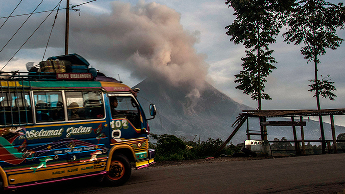 ​Eruption near supervolcano? Mount Sinabung could rain down hell (VIDEO & PHOTOS)