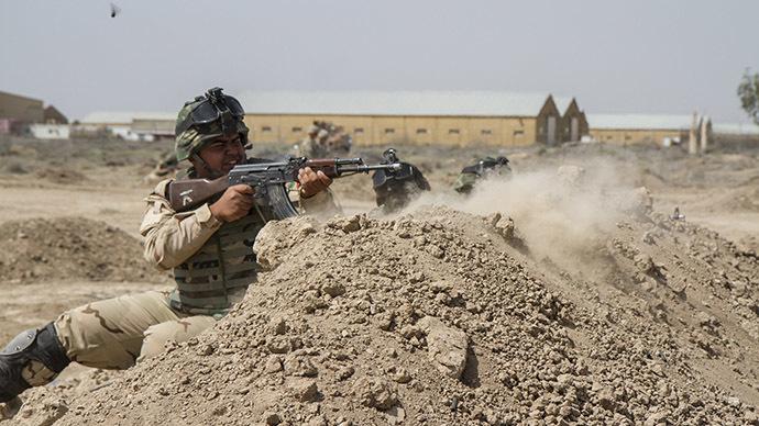 White House hopes new Iraq base will boost Sunni recruitment