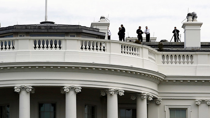 Dozens Of Secret Service Agents Working At White House