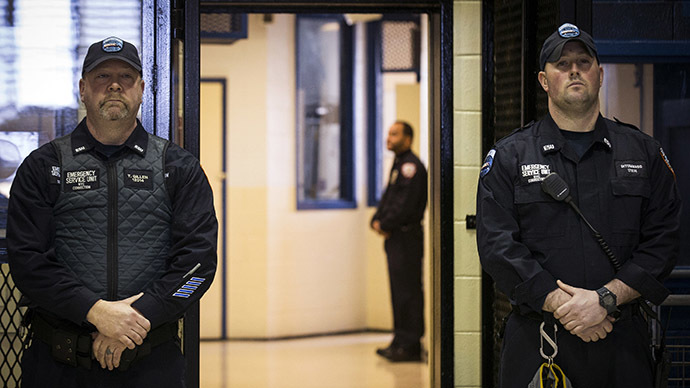 3 Rikers prison workers charged over inmate's death