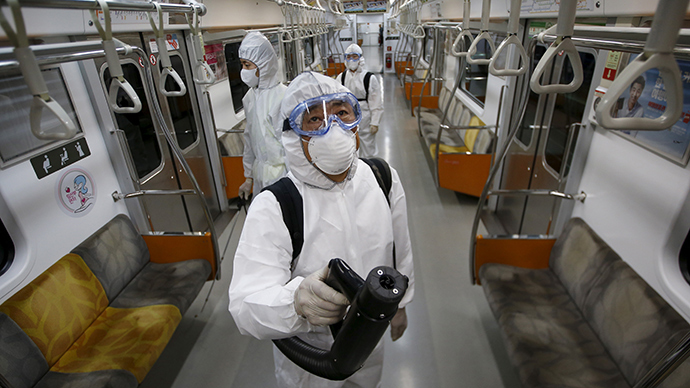 MERS virus spreading across Asia, South Korea fails to contain outbreak