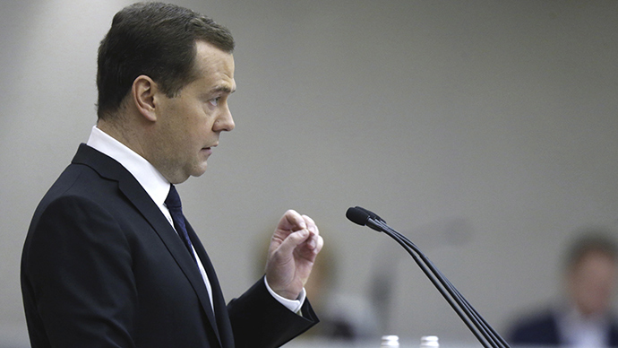 Thanks to sanctions Russia turned to Asia – Medvedev