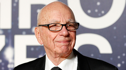Executive Chairman of News Corp and Chairman and CEO of 21st Century Fox Rupert Murdoch (Reuters / Stephen Lam)
