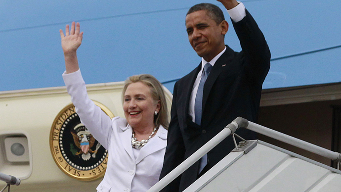 Obama is 'opportunist,' Hillary Clinton no different just 'more militant' - Chomsky