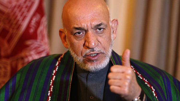 ISIS would need 'foreign hand' to rise in Afghanistan – ex-president Karzai to RT