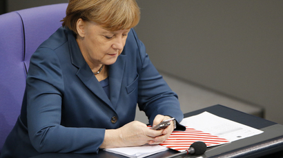 German prosecutors close probe into alleged NSA tapping of Merkel cellphone