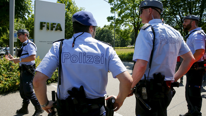 I​nterpol suspends €20 million agreement with FIFA amid corruption probe