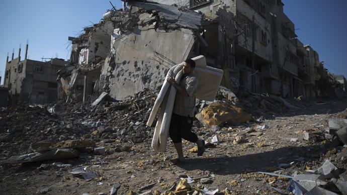 Missile killing of 4 Gaza boys not a crime, Israel rules