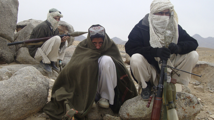 Taliban to the rescue: Iran reportedly arms Afghan militants against US, ISIS
