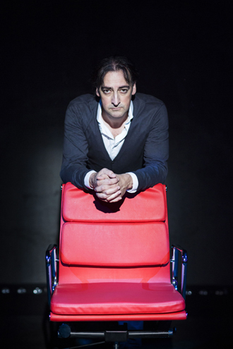 Comedian Alistair McGowan. Credit: Helen Maybanks