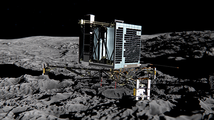 Philae comet probe wakes up, reports after 7 months without contact - ESA