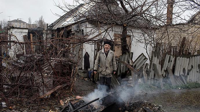 AFP contributor injured in shelling in Donetsk, Ukraine