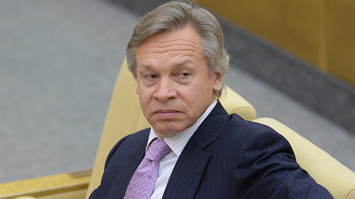 Top Russian MP warns West against new sanctions