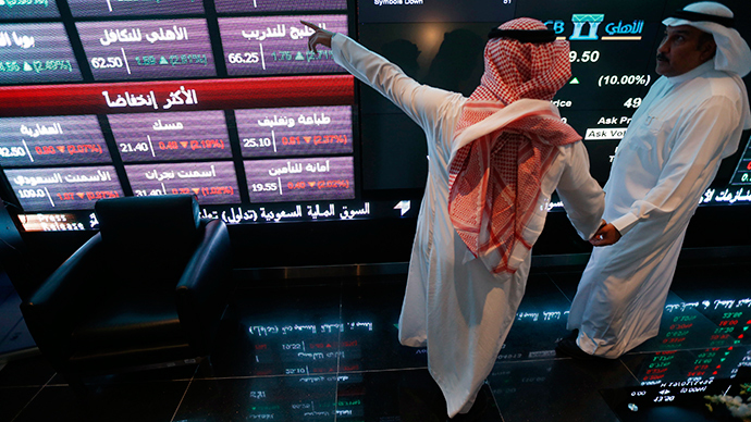 ​Saudi Arabia opens $590bn stock market to foreigners