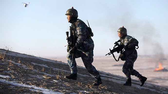 US, China strike deal, set to hold joint military drills