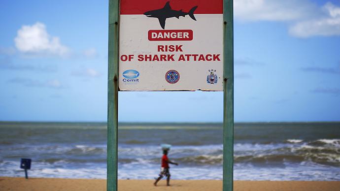 2 teenagers lose limbs in North Carolina shark attacks