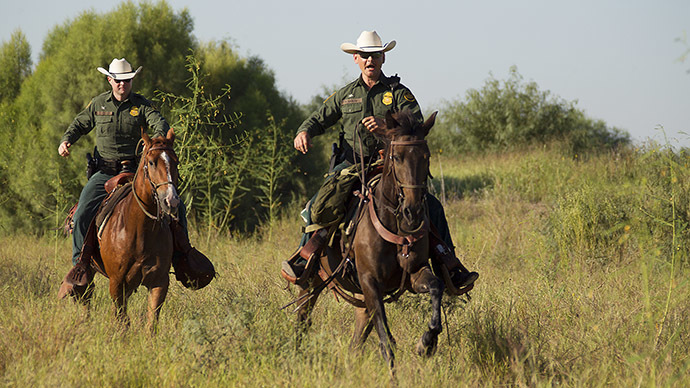US Border Patrol clears agents in 64 shootings