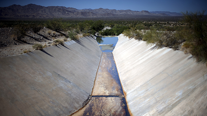 Liquid treasure: Water theft rising in drought-ravaged California