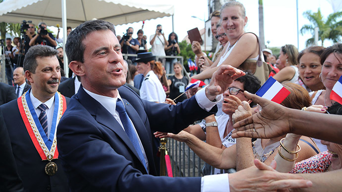 French PM can't tell Pacific from Indian Ocean, despite being there