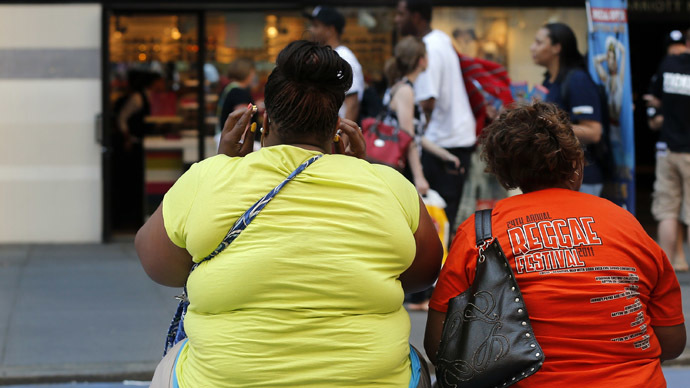 Average American woman now weighs as much as average 1960s man – CDC