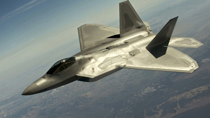 US deploys F-22 stealth fighter jets to Romanian base on Black Sea