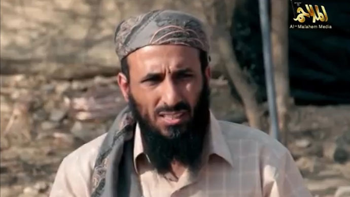 Al-Qaeda Yemen leader Wuhayshi killed in airstrike - Al-Qaeda spokesman