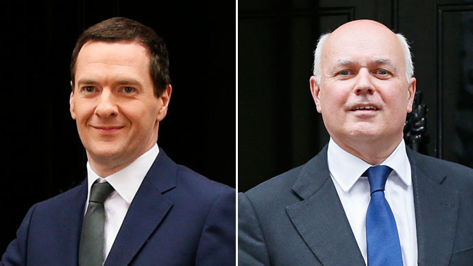 'Race to the bottom': £15bn welfare cuts will cause 'enormous hardship,' says economist