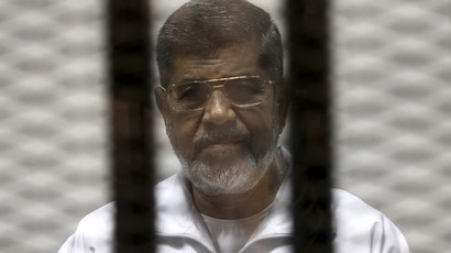 Egyptian court sentences ex-President Morsi to death in 2011 jailbreak case