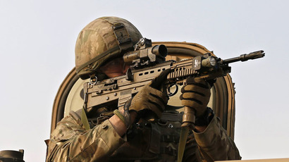 Real 'Person of Interest'? US Army seeks to prevent violent crimes through big data
