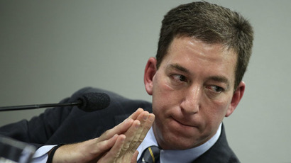 Sunday Times levels copyright charges at Greenwald after he debunks Snowden report