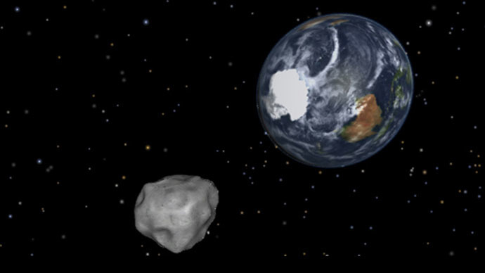 'Distant pass': Icarus asteroid to sail past Earth in closest approach for 75yrs