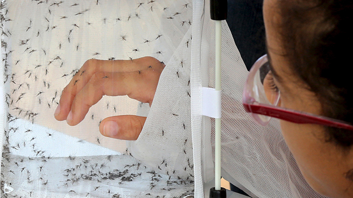 Drones vs blood-suckers: Microsoft building better mosquito trap to aid early disease detection
