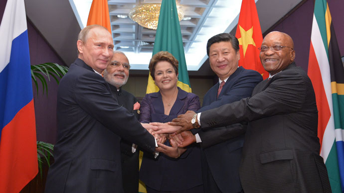​BRICS starts examining SWIFT alternative