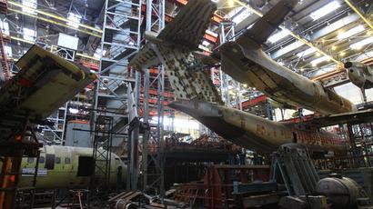 Ukraine to build modern airplane factory in Saudi Arabia
