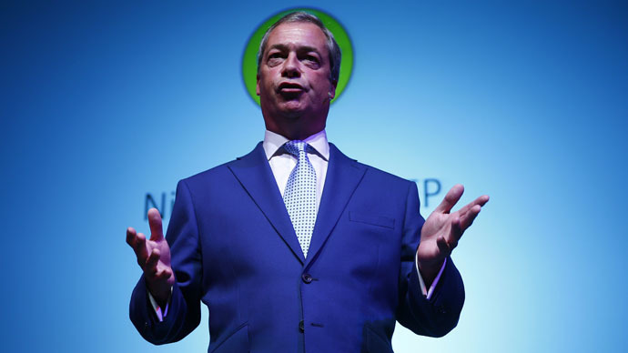 Farage: I'm ready to lead EU referendum 'No' campaign