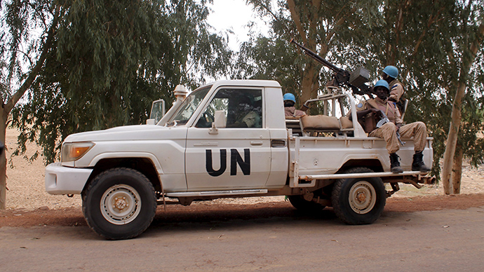 UN panel suggest banning nations from missions over sexual offenders